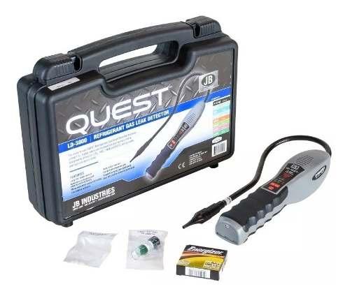 Detector de Vazamento de Gás Refrigerante JB Ld 3000 Quest