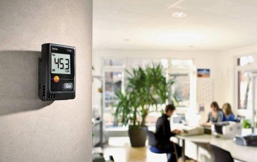 Testo 174 H - Datalogger Para Temperatura e Umidade