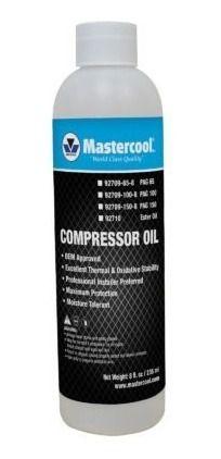 Óleo Para Compressor Pag 100 Mastercool 92709