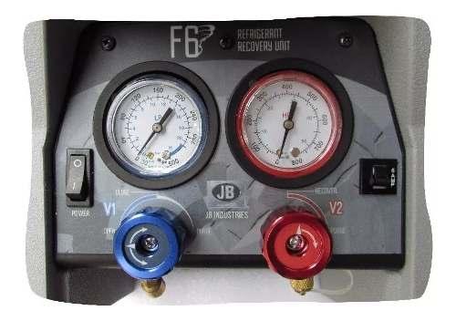 Recolhedora e Recicladora De Gás JB F6-DP-250BR