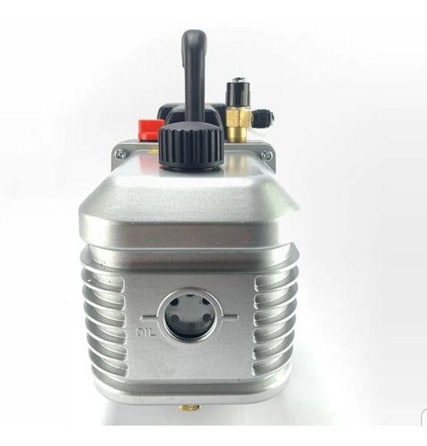 Bomba Vácuo 12 Cfm Duplo Estágio Bivolt Tipi 340l/min 1hp