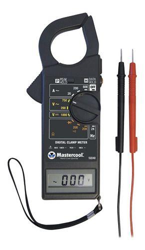 Amperímetro Digital Mastercool 52240