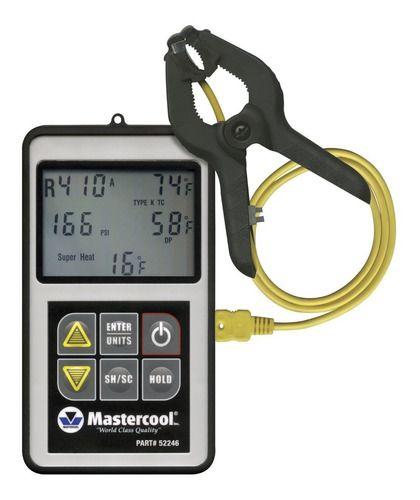Medidor Compacto De Super/sub Resfriamento Mastercool 52246