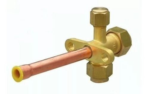 Válvula De Serviço Para Condensadora 1/4 Suryha 80170020