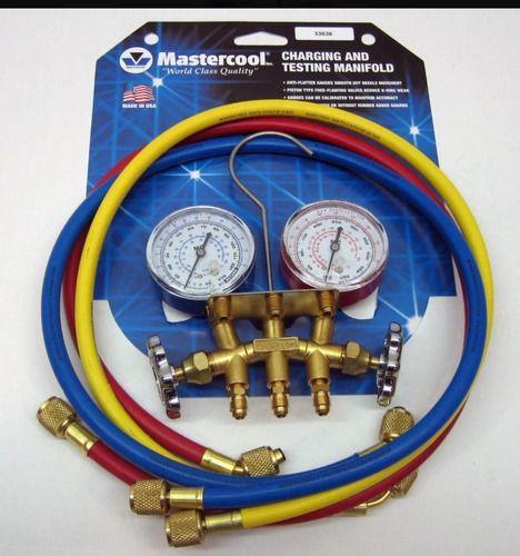 Manifold r134a r22 r12 r404a 33636-MR Mastercool