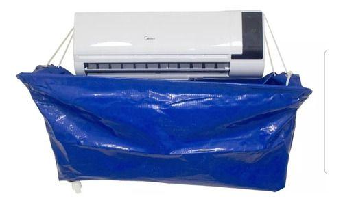 Coletora Para Limpeza De Ar Condicionado Split 7 A 24000 Btu