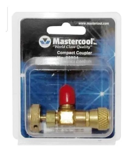 Válvula 1/4 FL - 1/4 FLM 90328 Mastercool sem perda de fluído