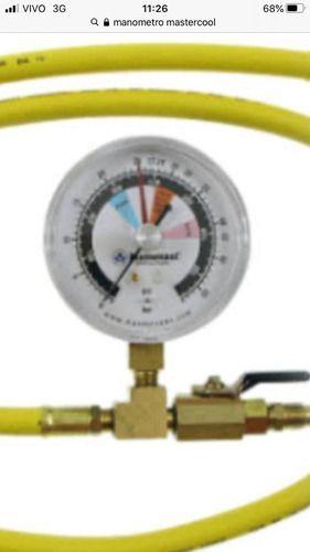 Manômetro Alta Teste Estanqueidade Mastercool 53042