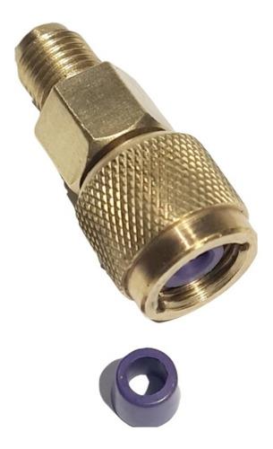 Adaptador Rt 1/4m X 5/16f (rt) - Zl Soluções 0030
