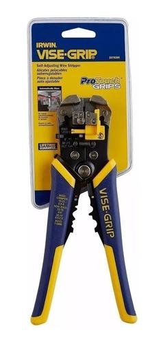 Alicate Eletre Descascador Fios Auto Ajustável Irwin 2078300