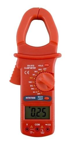 Alicate Volt Amperímetro Digital Portátil Mod. Va-910