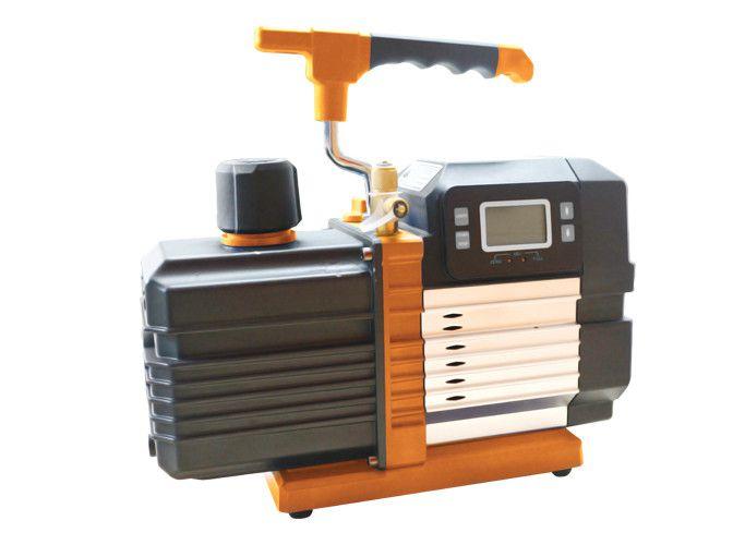 Bomba de Vácuo 10 CFM Suryha com vacuômetro digital integrado
