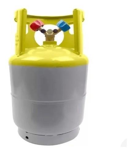 Cilindro Tanque Recolhedor Recarregável De Gás 13,6kg Suryha