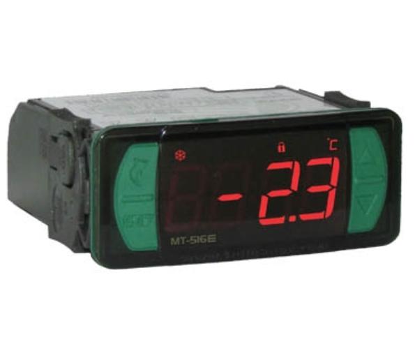 Controlador Temperatura Mt-516e Full Gauge 2 Saídas