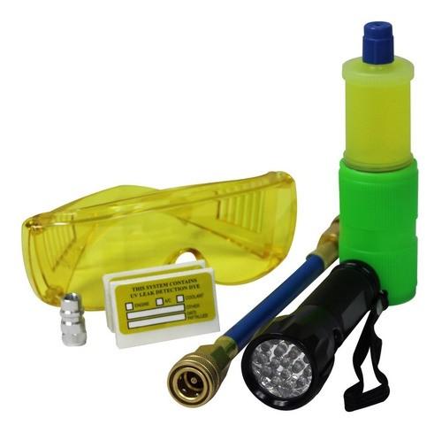 Detector Uv Kit Completo Mastercool 53587