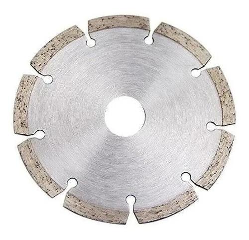 Disco Diamantado Seco 110mm Segmentado Concreto- Irwin 13892