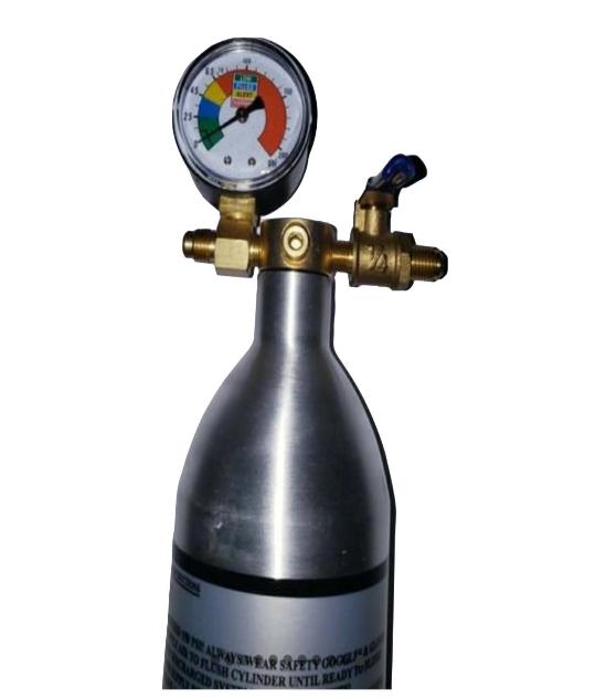 Kit de Limpeza de Ar Condicionado Com Manômetro Ecotools - ET5429