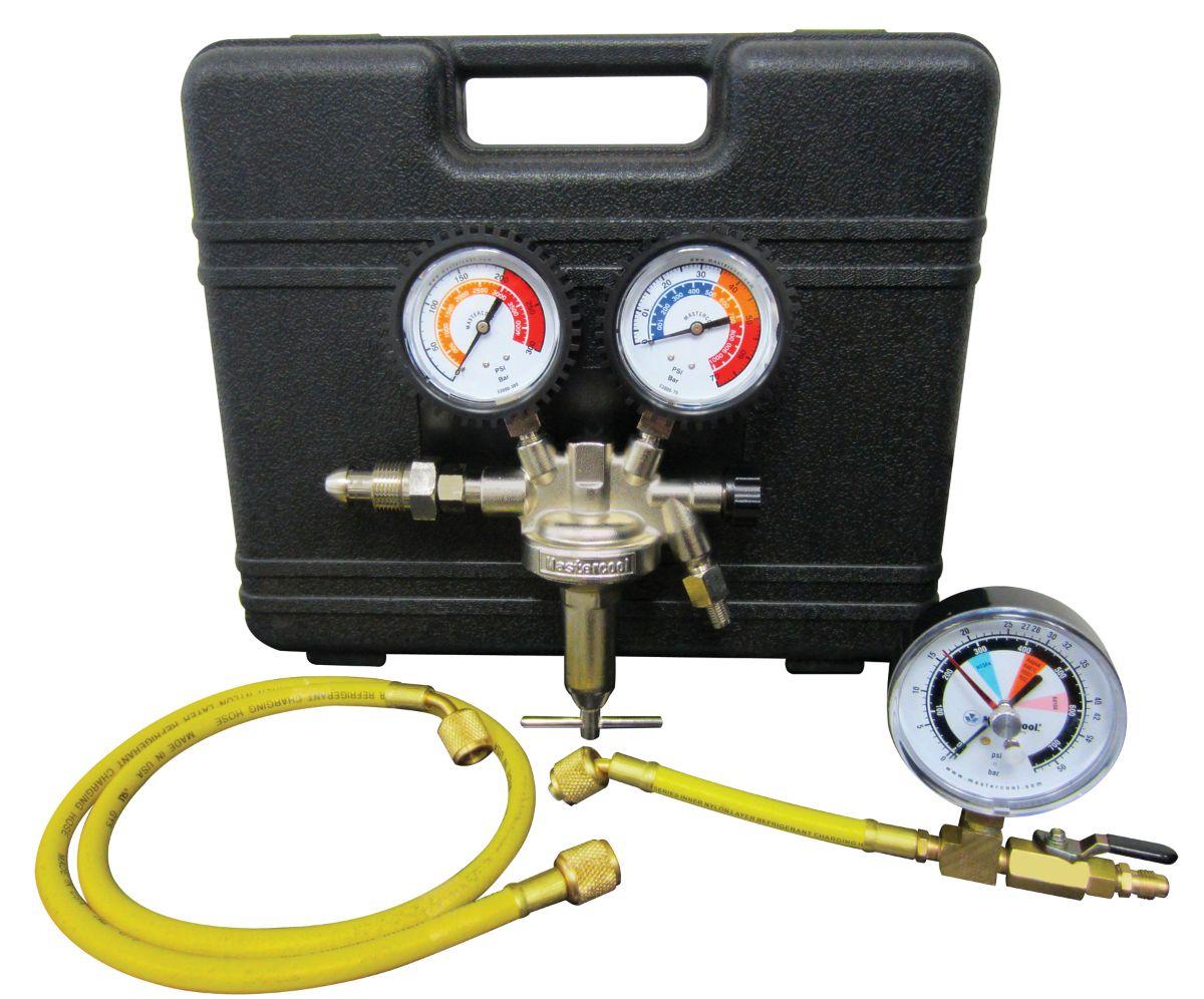 Kit De Regulador De Pressão De Nitrogenio 53010 002