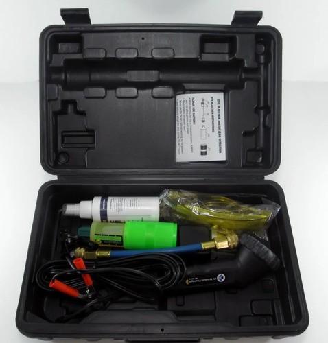 Kit Detector De Vazamento Ultra Violeta Completo Com Injetor