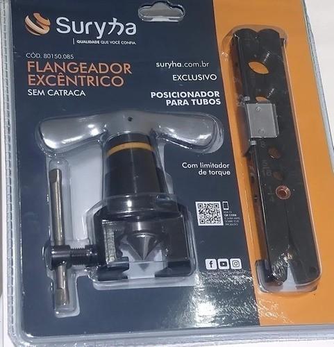 Kit Flangeador Excêntrico 1/4 A 3/4 Sem Catraca C/torque 085