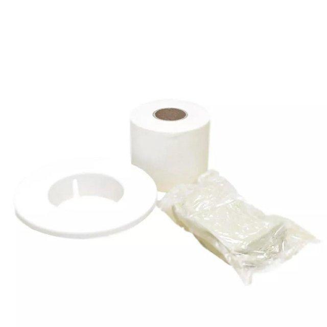 Kit Instalação Ar Split 12/18000 Comum 18000 Inverter 3 Mt C/ Suporte - CE-0203/450