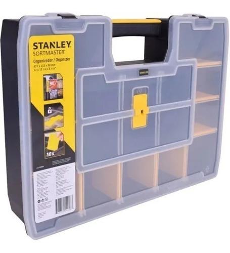 Maleta Organizadora P/ Parafusos Buchas Stanley - Stst14026