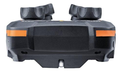 Manifold Digital 4 Vias Bluetooth Testo 557s Smart Vacuo