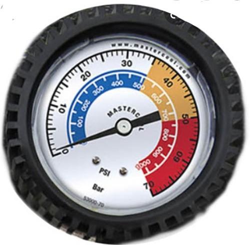 Manômetro Lado Baixa 35/50/70 Mastercool Regulador