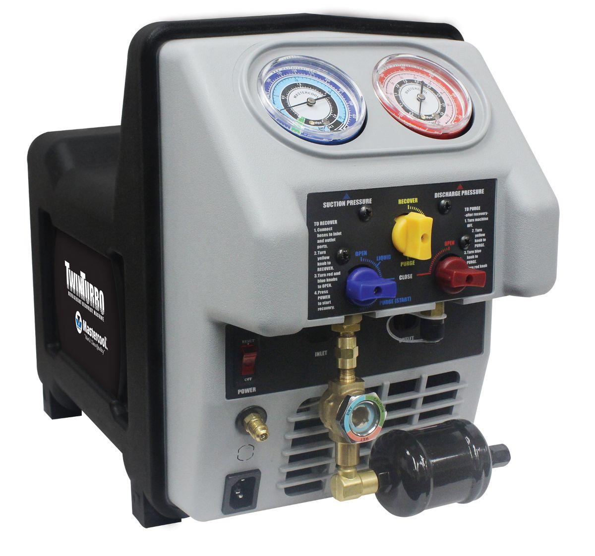 RECOLHEDORA De Recuperação De Refrigerante Twin Turbo 69350 220