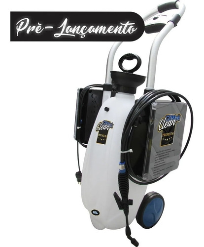 Maquina Para Limpeza Gbmak Premium Split 150psi Automatica