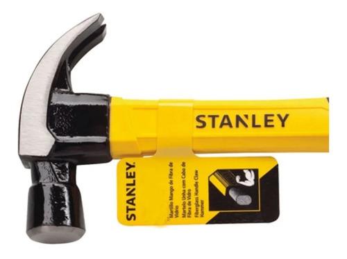 Martelo Unha 304mm Cabo Fibra Emborrachado Stanley Stht51391
