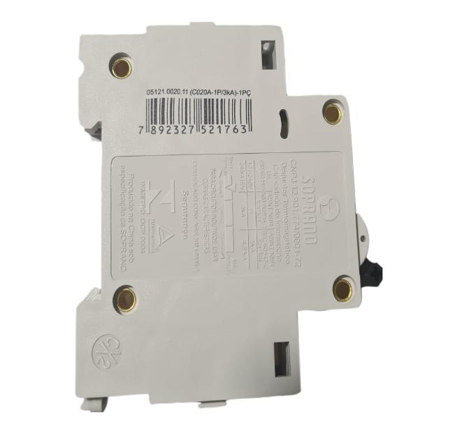 Mini Disjuntores Shb 1p X 20a Soprano 20003.1750.13 C20