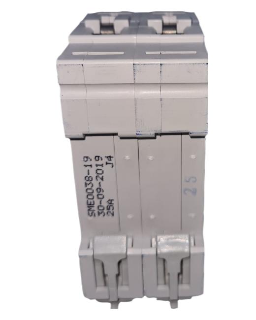 Mini Disjuntores Shb 2p X 25a Código: 20003.1750.24 Soprano - 2 C25