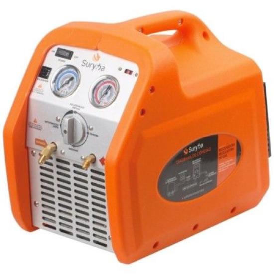 Recolhedora Recicladora Com Separador De Oleo Refrig 1 Hp