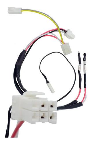 Rede Sensora De Degelo Electrolux 70294643 Df80,dt80x,dfi80 NA 0607