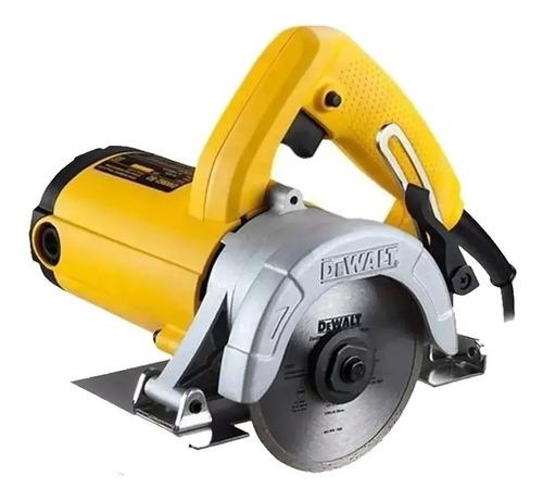 Serra Mármore 125mm 1400w Dewalt Dw862b2