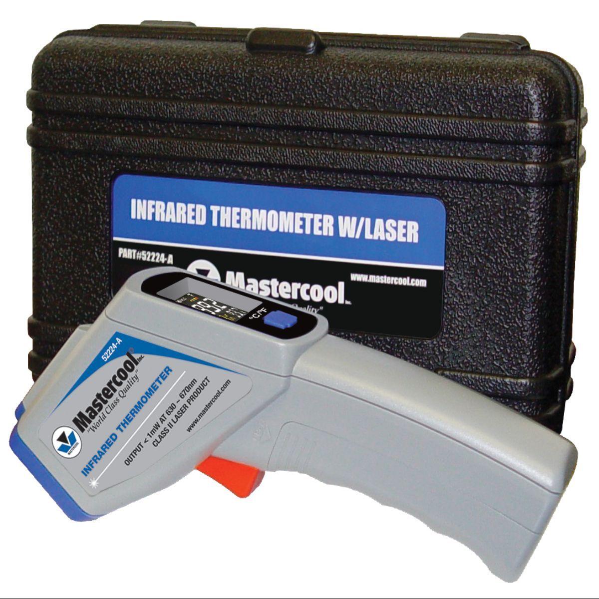 Termômetro Infravermelho Com Laser 52224 A Mastercool