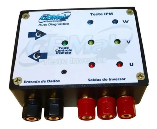 Teste Inverter P/ Ar Split C/teste Controle Gbm 0711