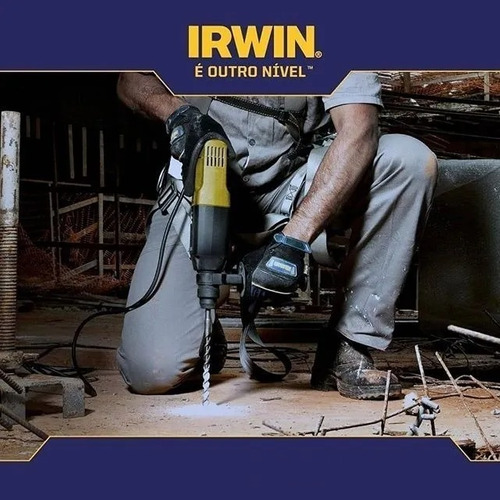 Trena Irwin Profissional Emborrachado 8m X 19mm Iw13951