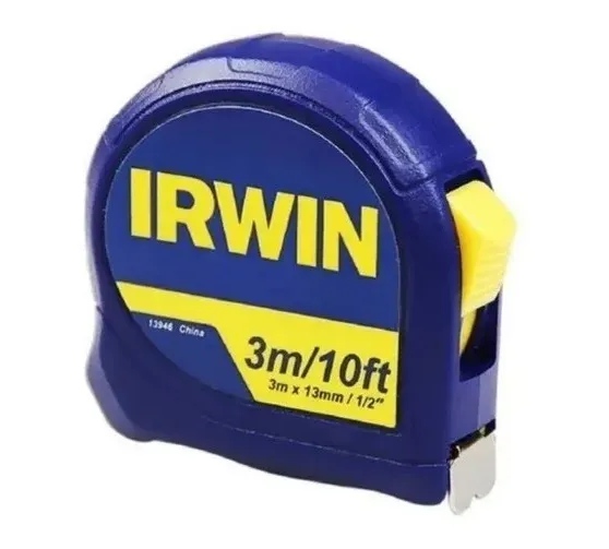 Trena Standard 3m 10ftx 1/2 Irwin Iw13946