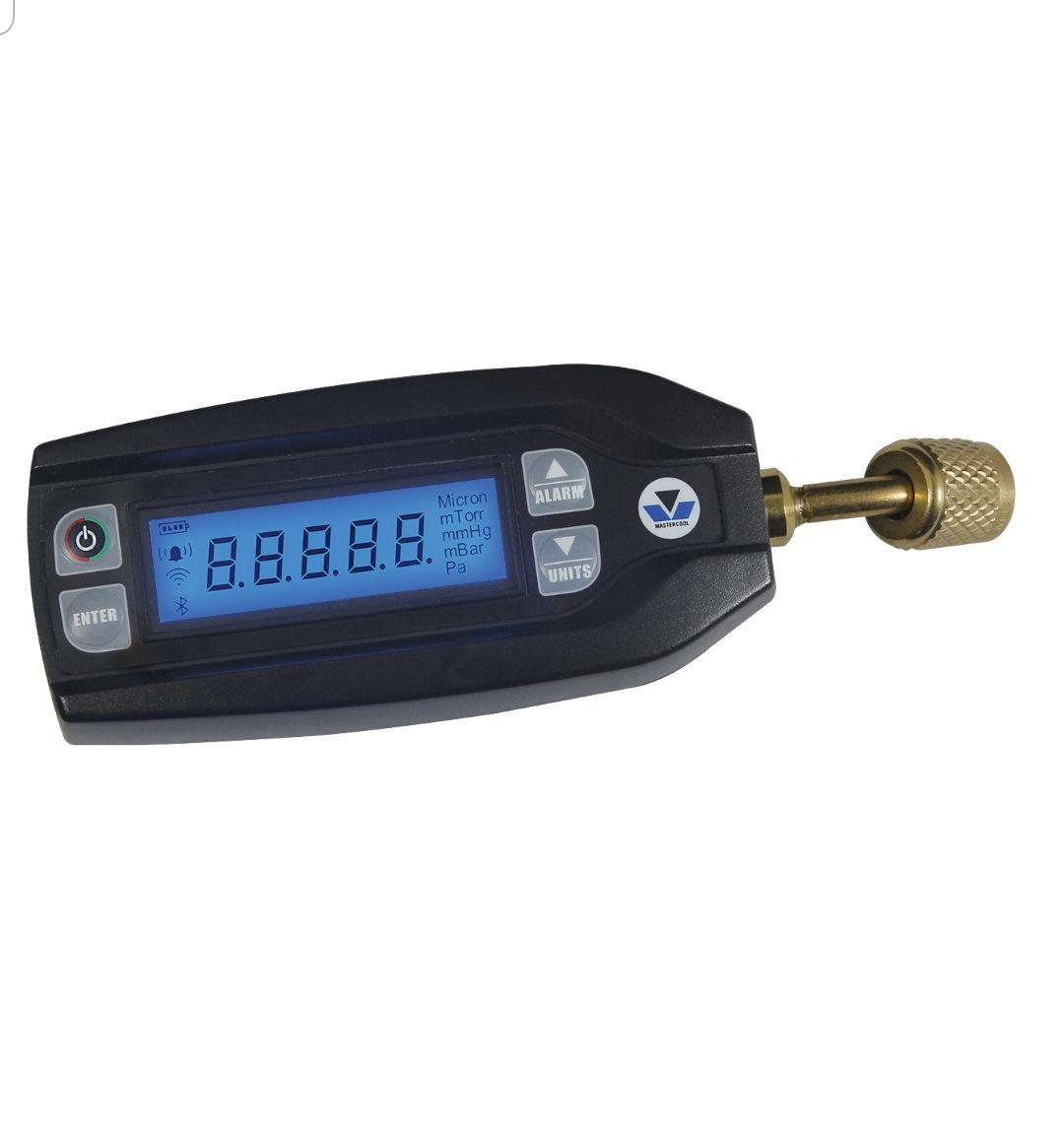 Vacuômetro Digital Mastercool Bluetooth Sem Fio Wireless 98063-BT