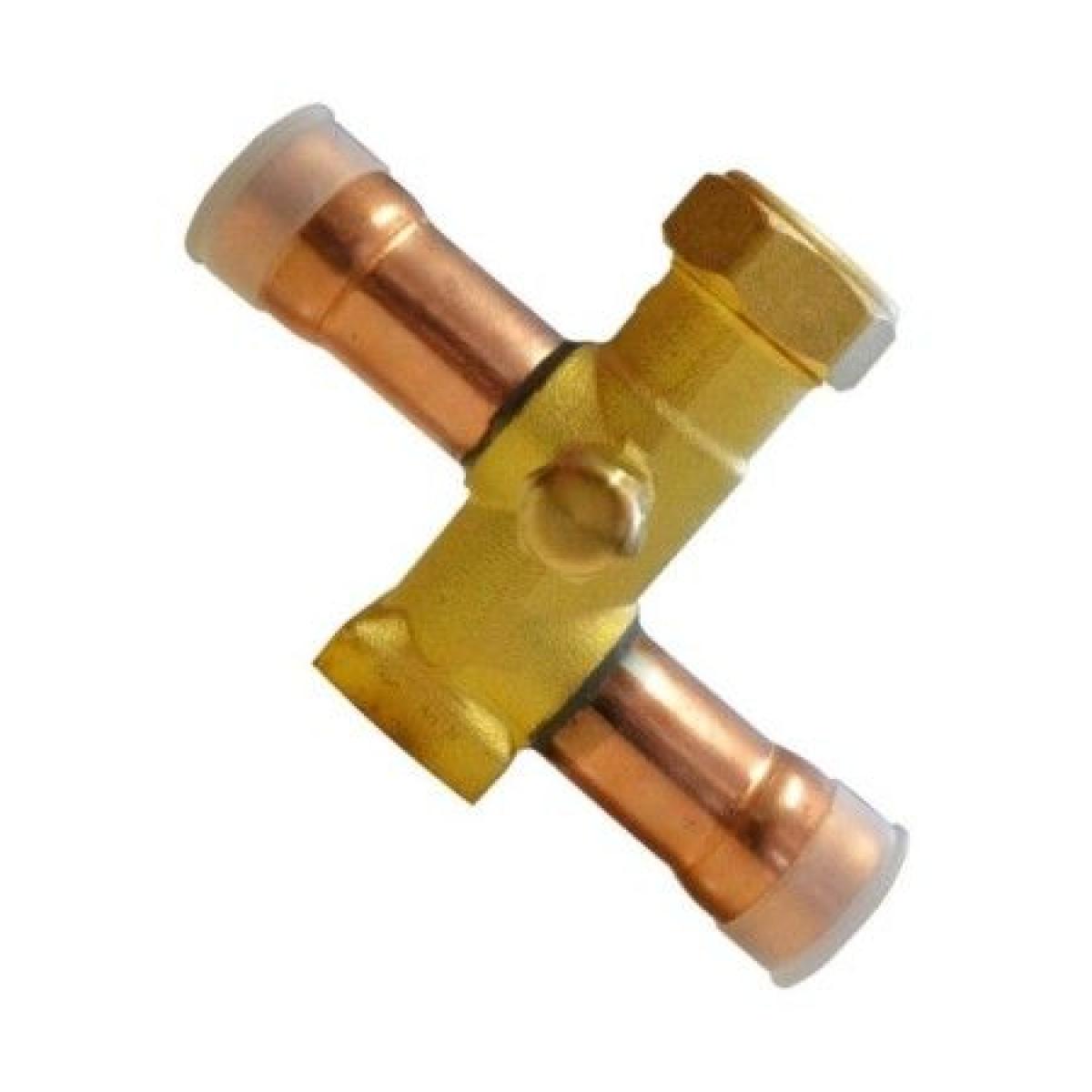 Válvula De Serviço P/ Condensadora De 7/8 C/ Base Suryha