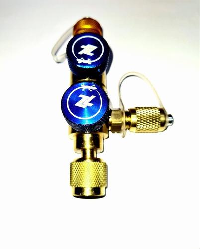 Válvula Otimizadora de vácuo ZL Soluções 1/4 3/8 5/16 + CASE