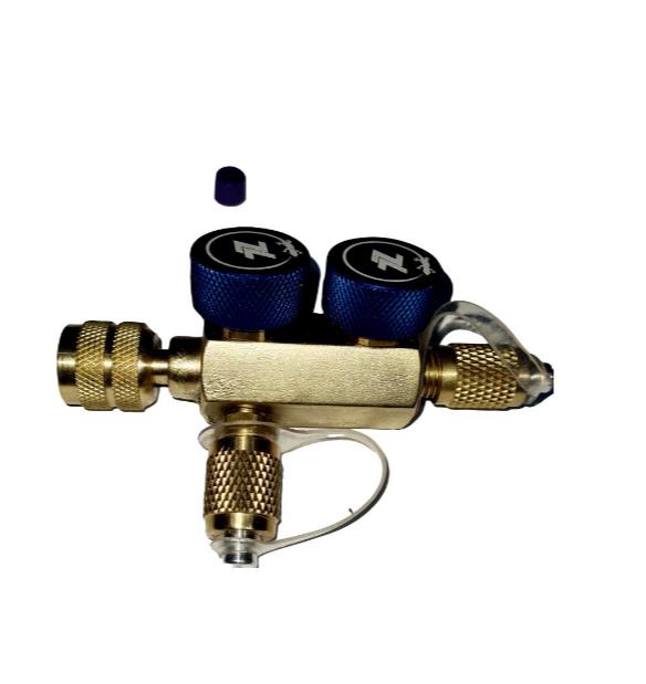 Válvula Otimizadora Vácuo Zl Soluções 5.0 1/4m 1/4m 1/4f