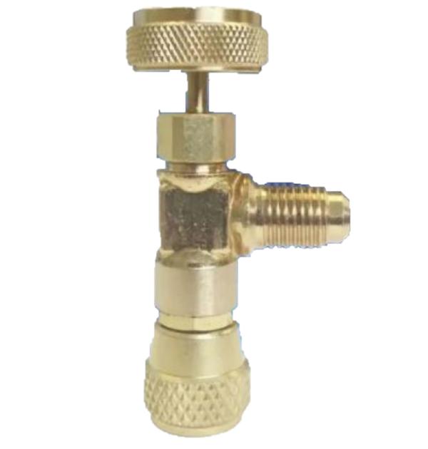 Válvula r410 5/16 90328 Mastercool sem perda de fluído