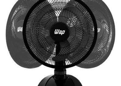Ventilador De Mesa Wap W130 Rajada Turbo 220v Anúncio com variação