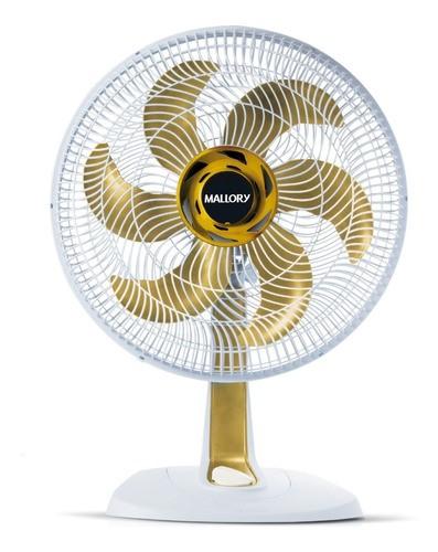 Ventilador Mallory Ts40 Branco 220v