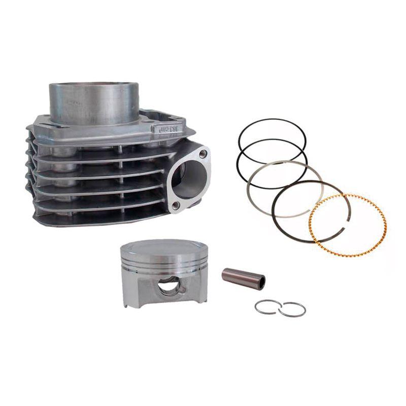 Kit Cilindro Motor Titan 160 / Fan 160 / NXR 160 Bros - MHX