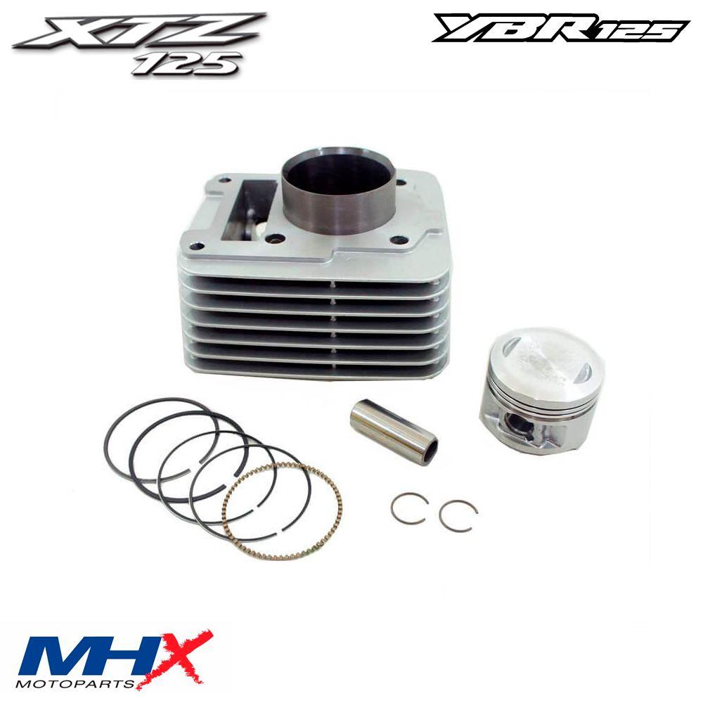 Kit Cilindro Motor YBR / Factor / XTZ 125 - MHX