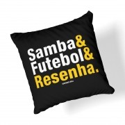 Almofada Samba, Futebol e Resenha